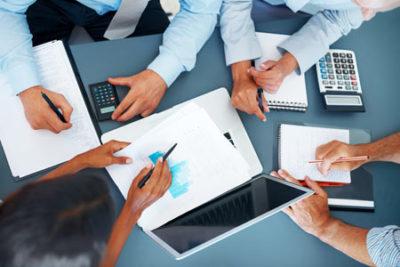 مراحل انجام حسابرسی در یک شرکت